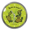 Horloge-tortue-vert-v